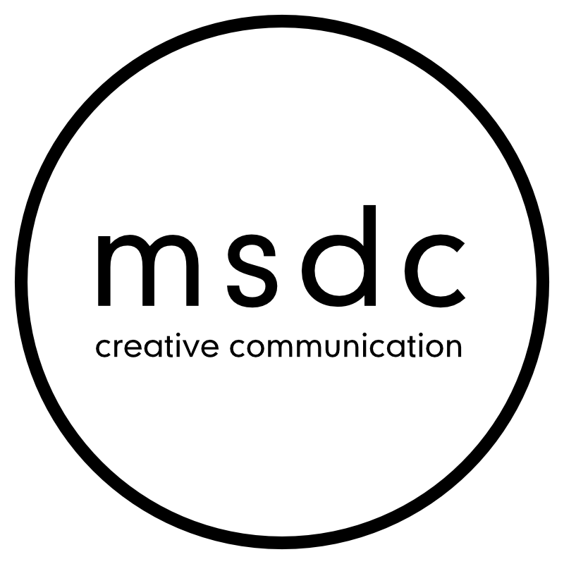 MSDC logo Design Branding Websites